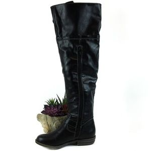 49606640af0 American Rag Shoes - American Rag Ikey 2 Over The Knee Boot US SIze 5